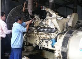 Đa dạng các loại hình dịch vụ sửa chữa máy phát điện