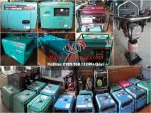 bán các loại máy phát điện