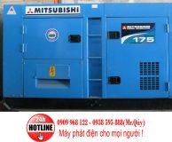 máy phát điện Mitsubishi