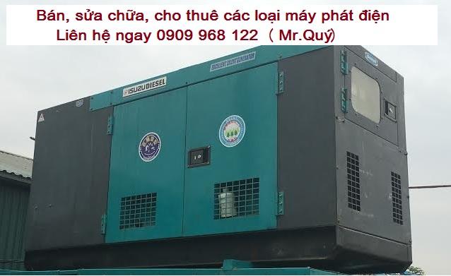 Máy phát điện Bình Định