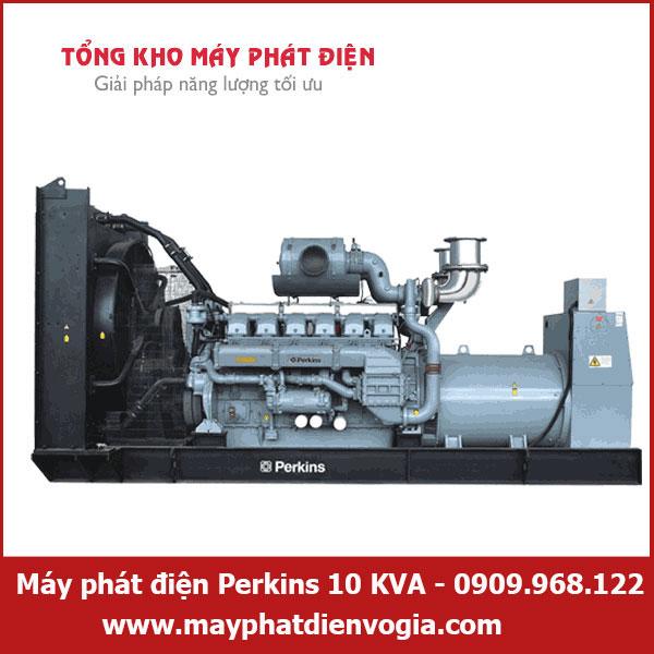 Máy phát điện Perkins 10 KVA, may-phat-dien-perkins-10-KVA