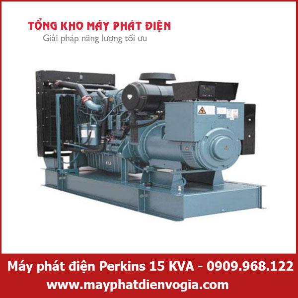 Máy phát điện Perkins 15 KVA, may-phat-dien-perkins-15-KVA
